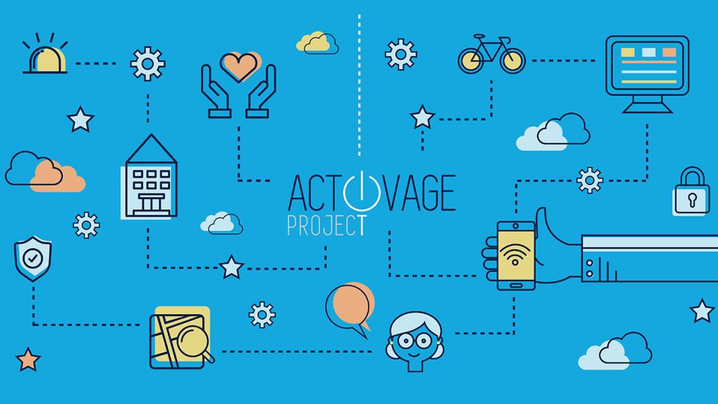 Activage busca participantes para desarrollar soluciones IoT que favorezcan el envejecimiento activo.
