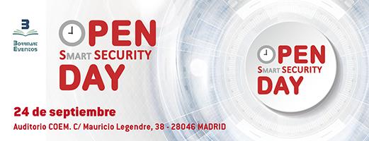 Open Day Smart Security: Madrid, 24 de septiembre