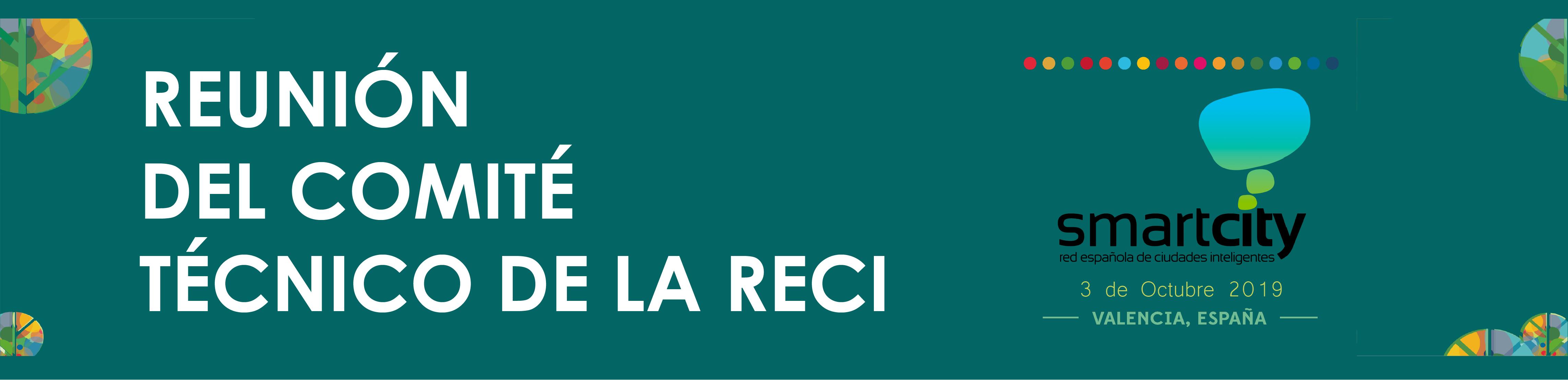 Reunión del Comité Técnico de la RECI