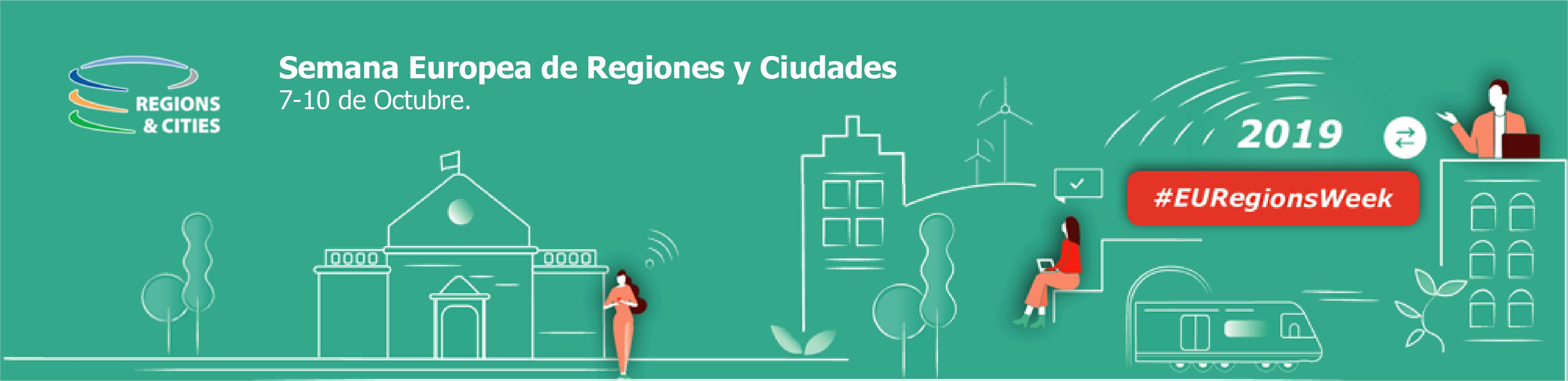 Semana Europea de Regiones y Ciudades