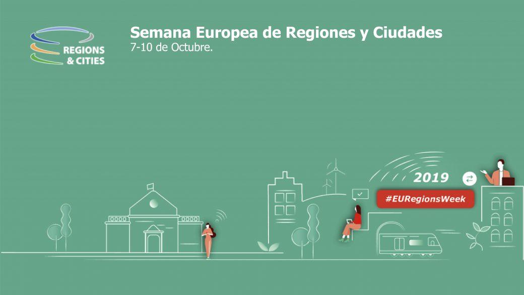 Bruselas acogerá la Semana Europea de Regiones y Ciudades entre el 7 y el 10 de octubre