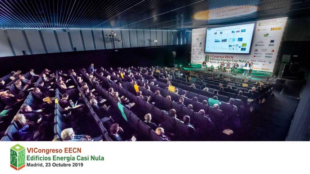 Congreso EECN-Edificios Energía Casi Nula. Madrid 23 de Octubre