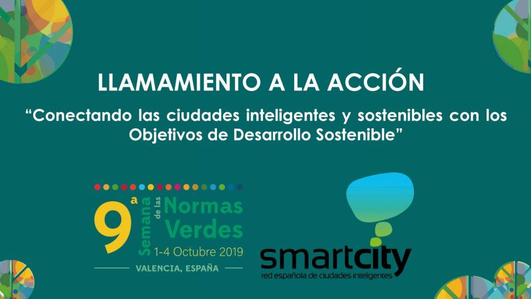 La RECI suscribe el manifiesto de la 9GSW de Valencia sobre Smart Cities y Objetivos del Desarrollo Sostenible (ODS)
