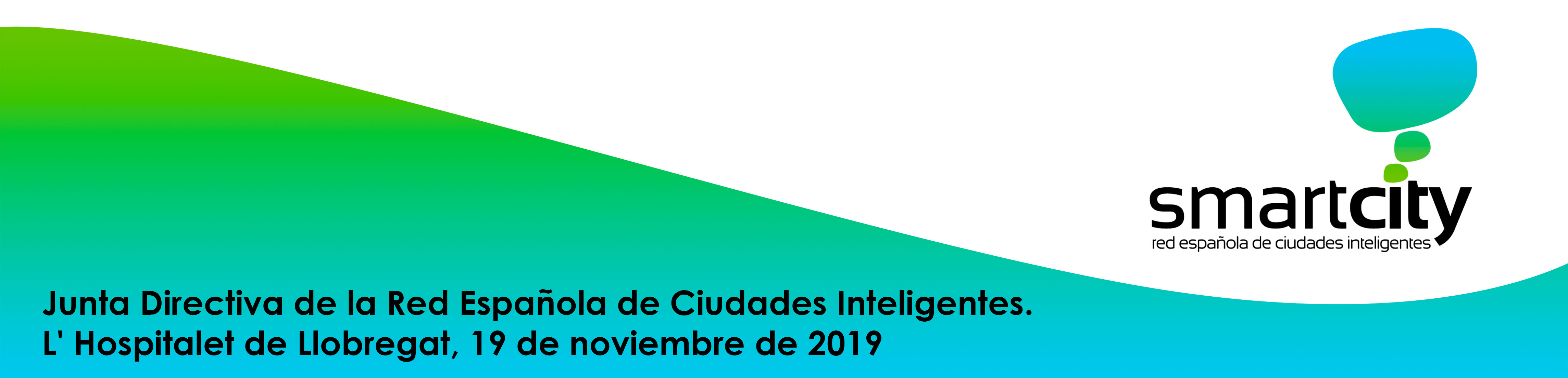 Junta Directiva de la Red Española de Ciudades Inteligentes
