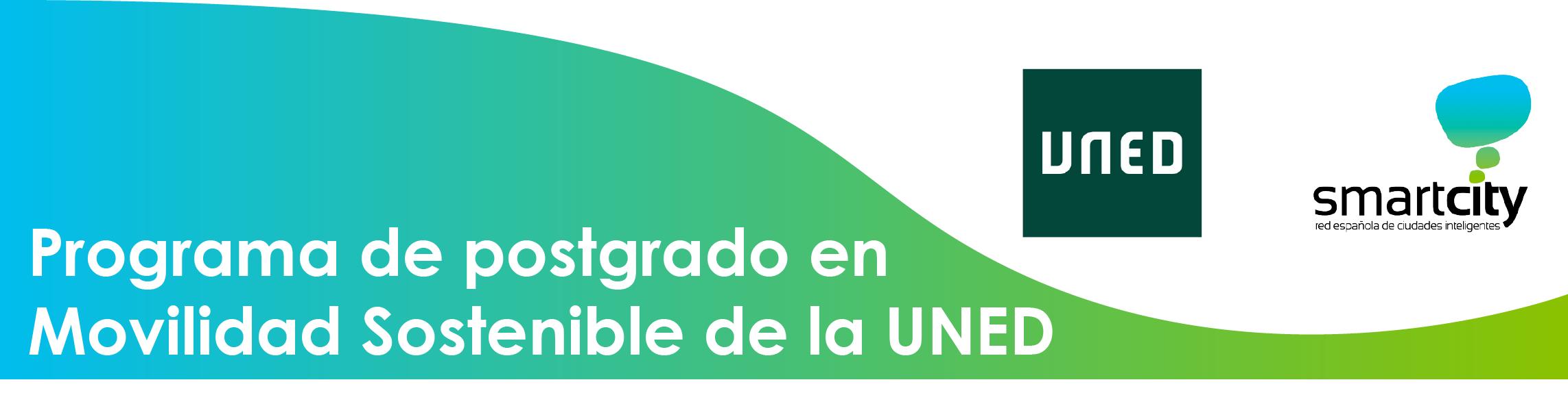 Programa de postgrado en Movilidad Sostenible de la UNED