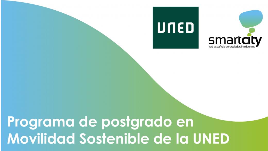 Abierto el plazo de matriculación de la titulación en Movilidad Sostenible de la UNED
