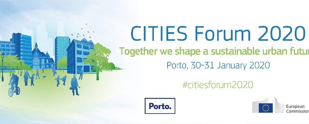 4th Cities Forum 2020 – Porto, 30-31 de enero de 2020