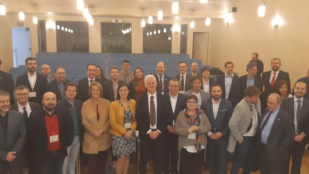 El alcalde de Logroño, nuevo presidente de la Red Española de Ciudades Inteligentes