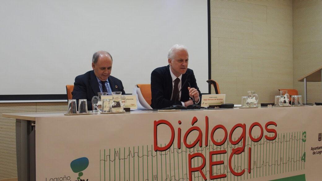 La Red de Ciudades Inteligentes se reunió en Logroño para celebrar la jornada 'Diálogos RECI' y la Asamblea General de la Red