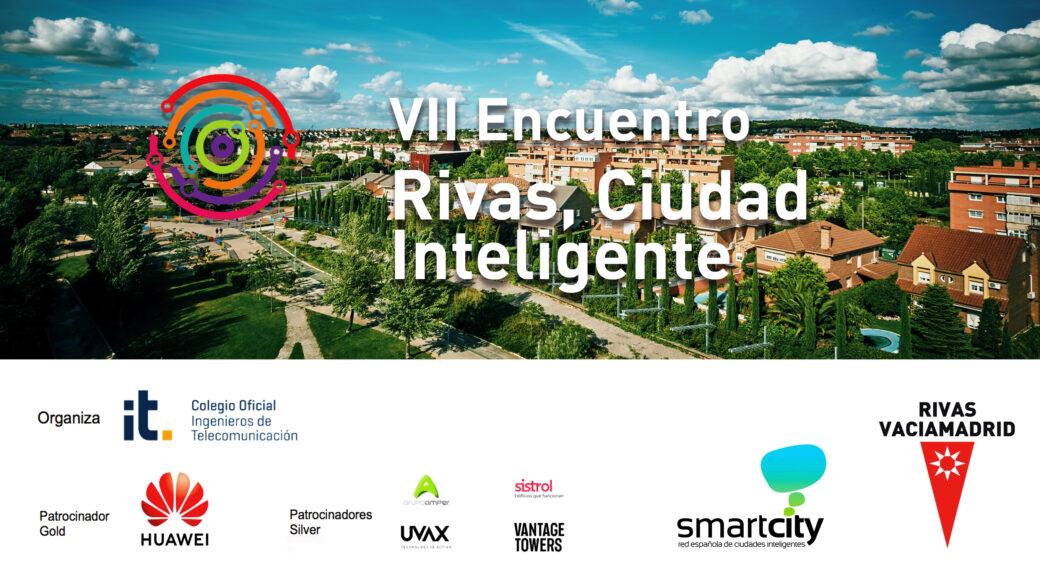 VII Encuentro Rivas, Ciudad Inteligente, 22 y 23 de junio.